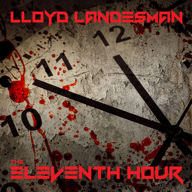 the eleventh hour album art - lloyd landesman